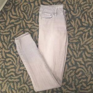 Bullhead Tan Skinny Jeans